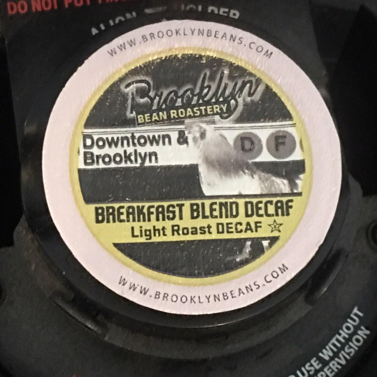 Brooklyn Bean Roastery K Cup