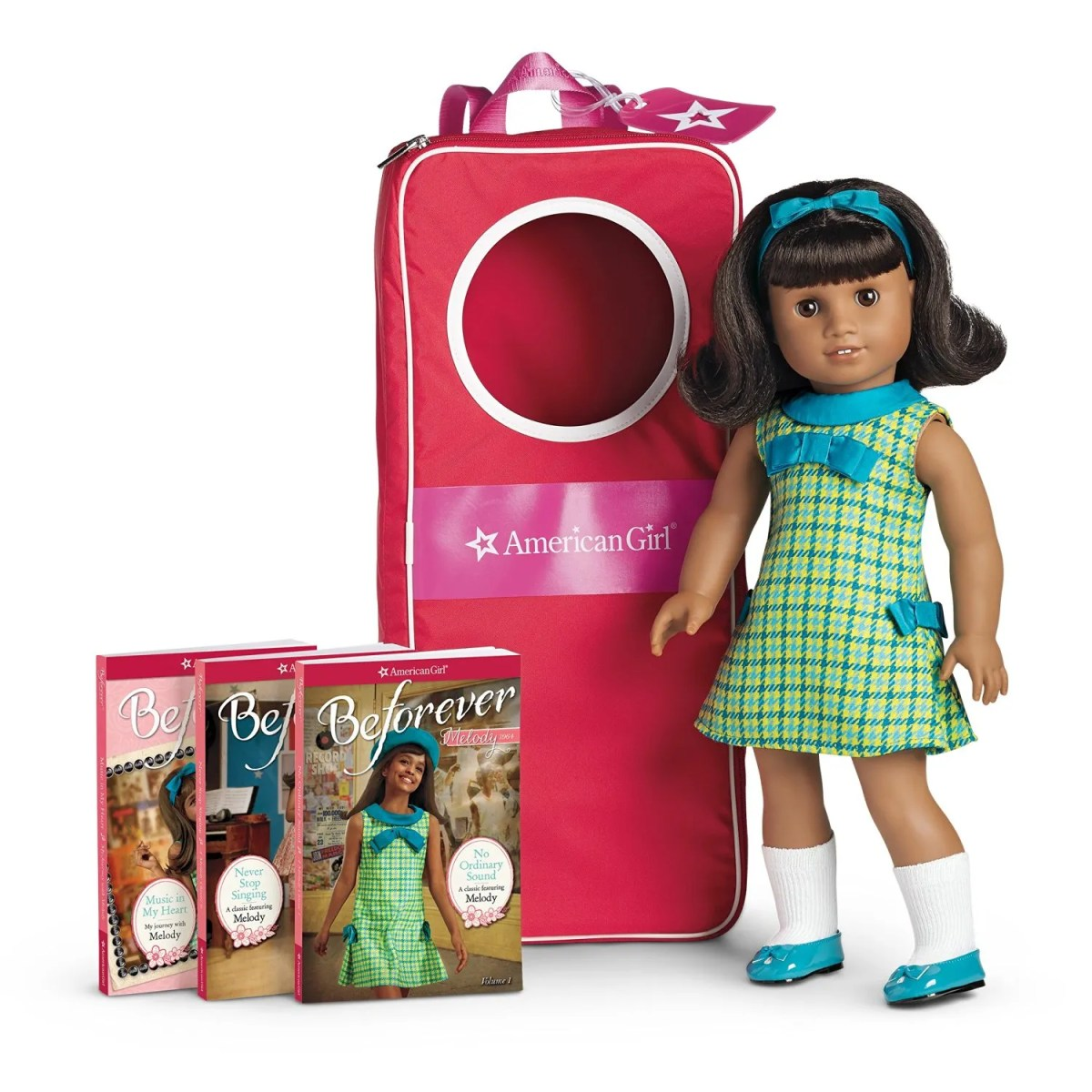 American Girl Melody Doll Be Forever Line