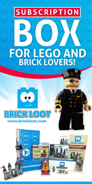 Brick Loot for Lego Lovers