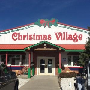 Christmas Village Rapid City South Dakota