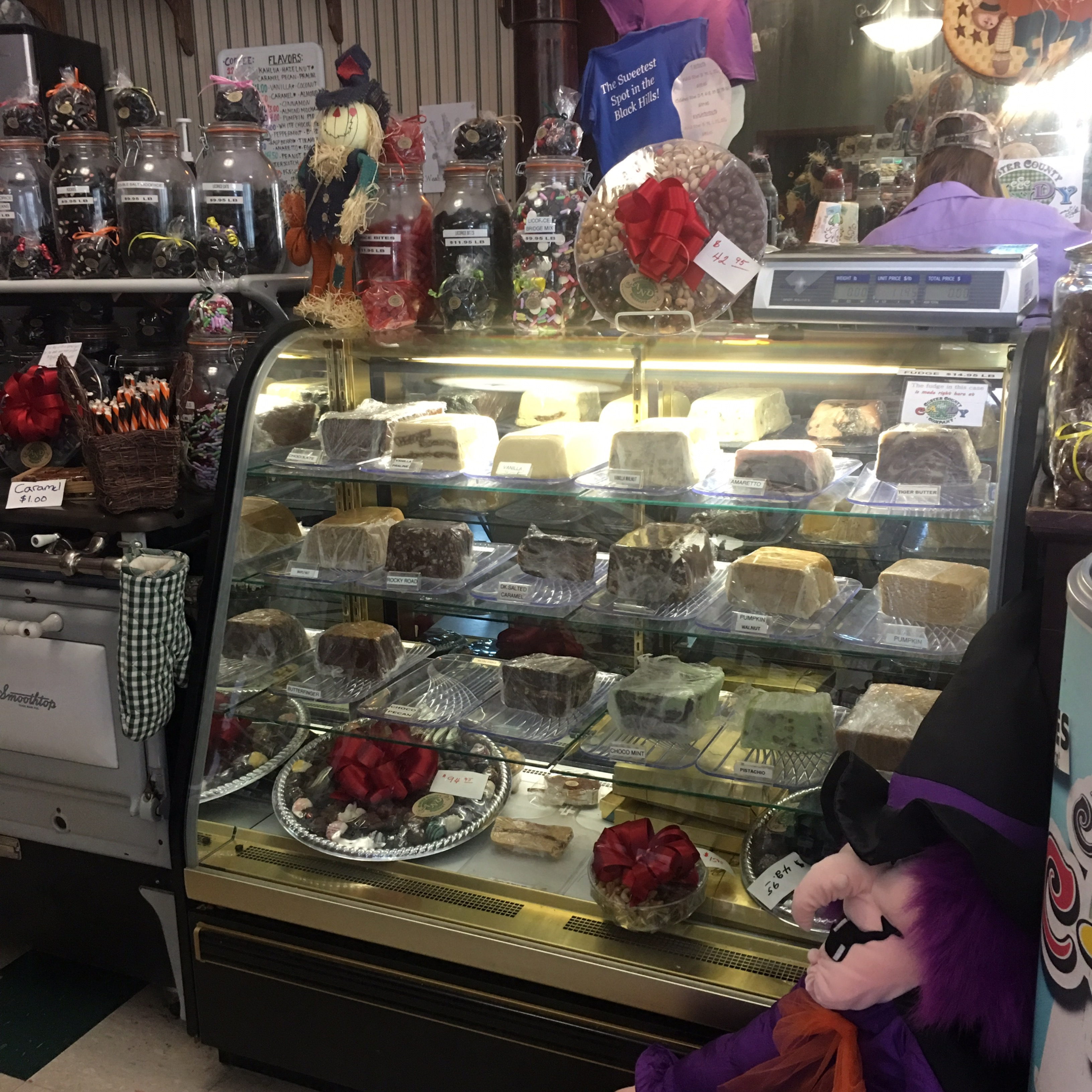 Fresh Fudge Custer County Candy Store