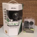 Accell Powramid Charger and Travel Charger