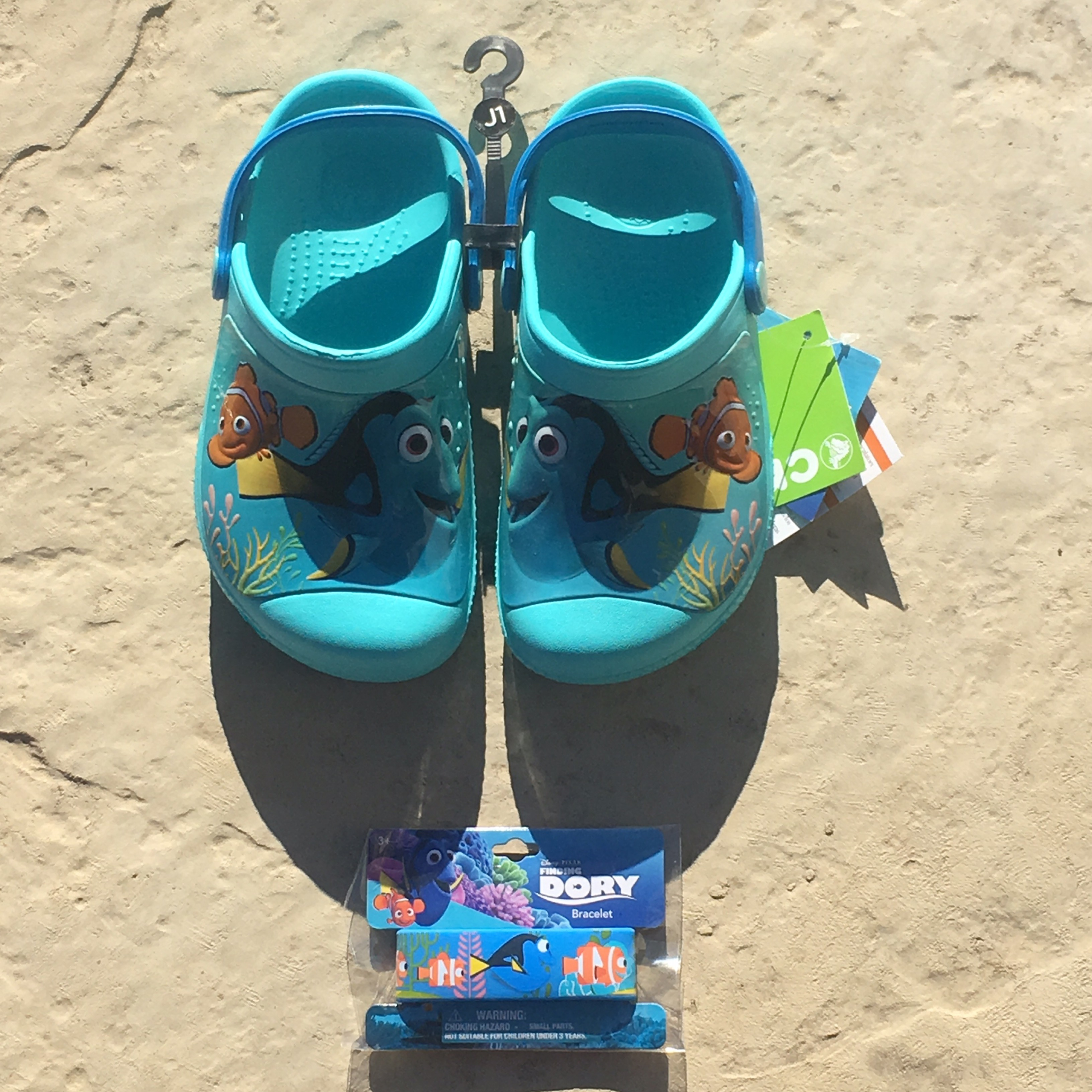 Tinkerbell Gift Ideas Finding Dory Crocs