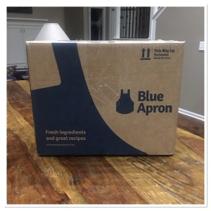 Spice Up Your Routine with Blue Apron