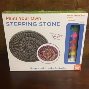 Paint Your Own Stepping Stone
