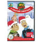 Wild Kratts a Creature Christmas PBS Kids