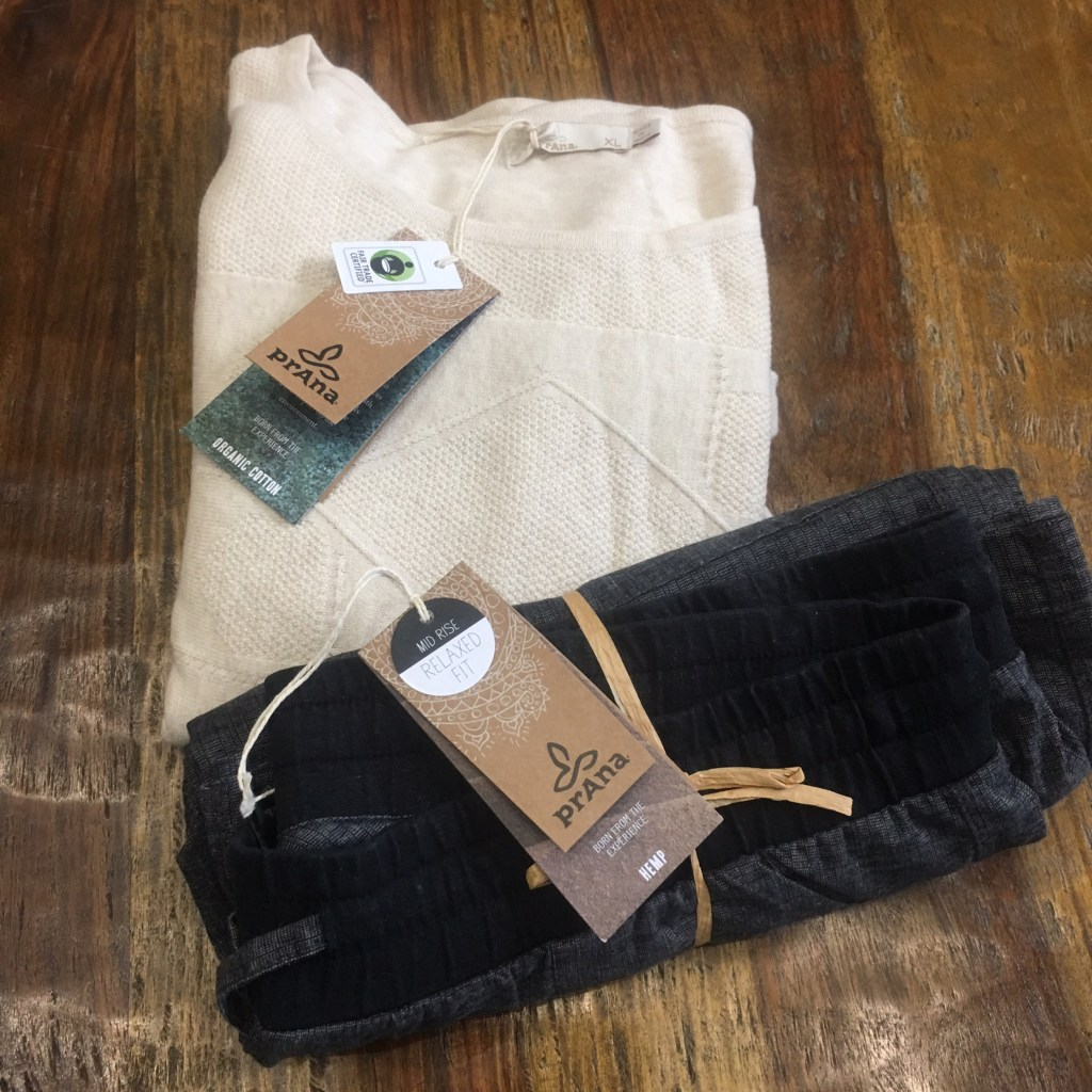 PRANA Sustainable clothes
