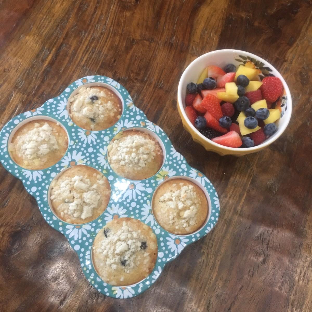 The Pioneer Woman Flea Market Muffin Pan