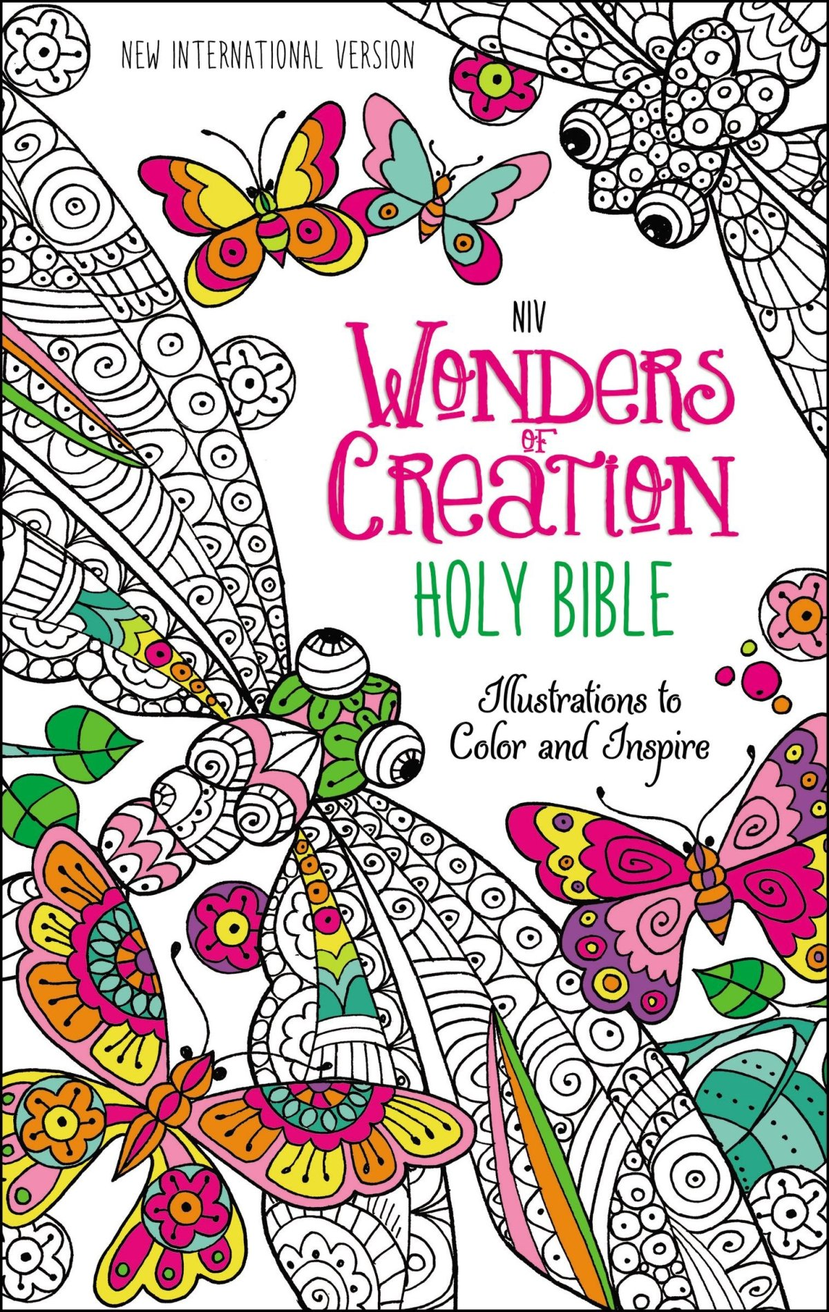 Wonders in Creation Holy Bible