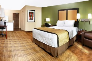On the Road with Extended Stay America