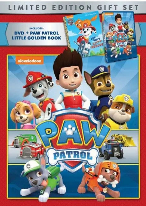 Paw Patrol Gift Set
