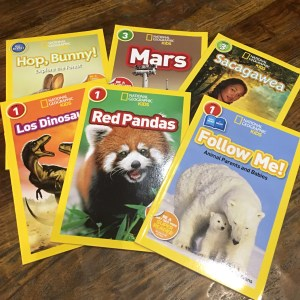 Inspire Young Readers with National Geographic Kids