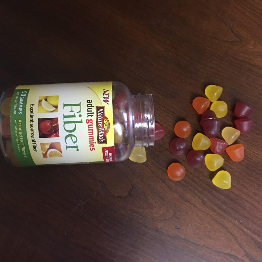 Fiber Gummies