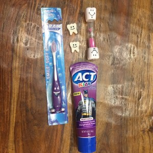 Let ACT Kids Toothpaste Help Fight the Brushing Battle