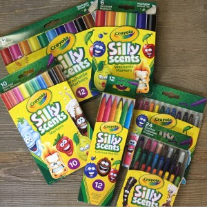 Send the Kids Back to School with Crayola