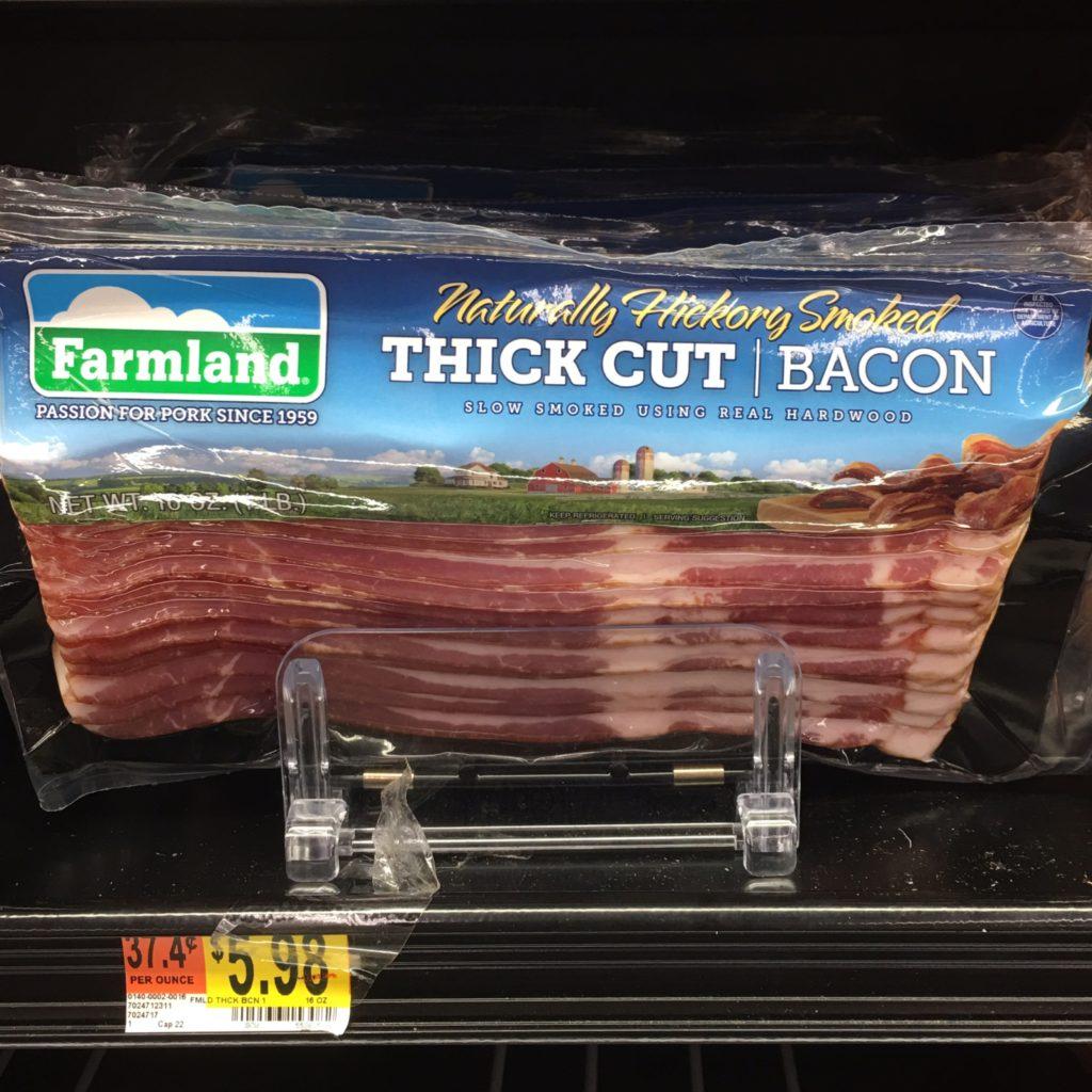 Farmland Thick Cut Bacon