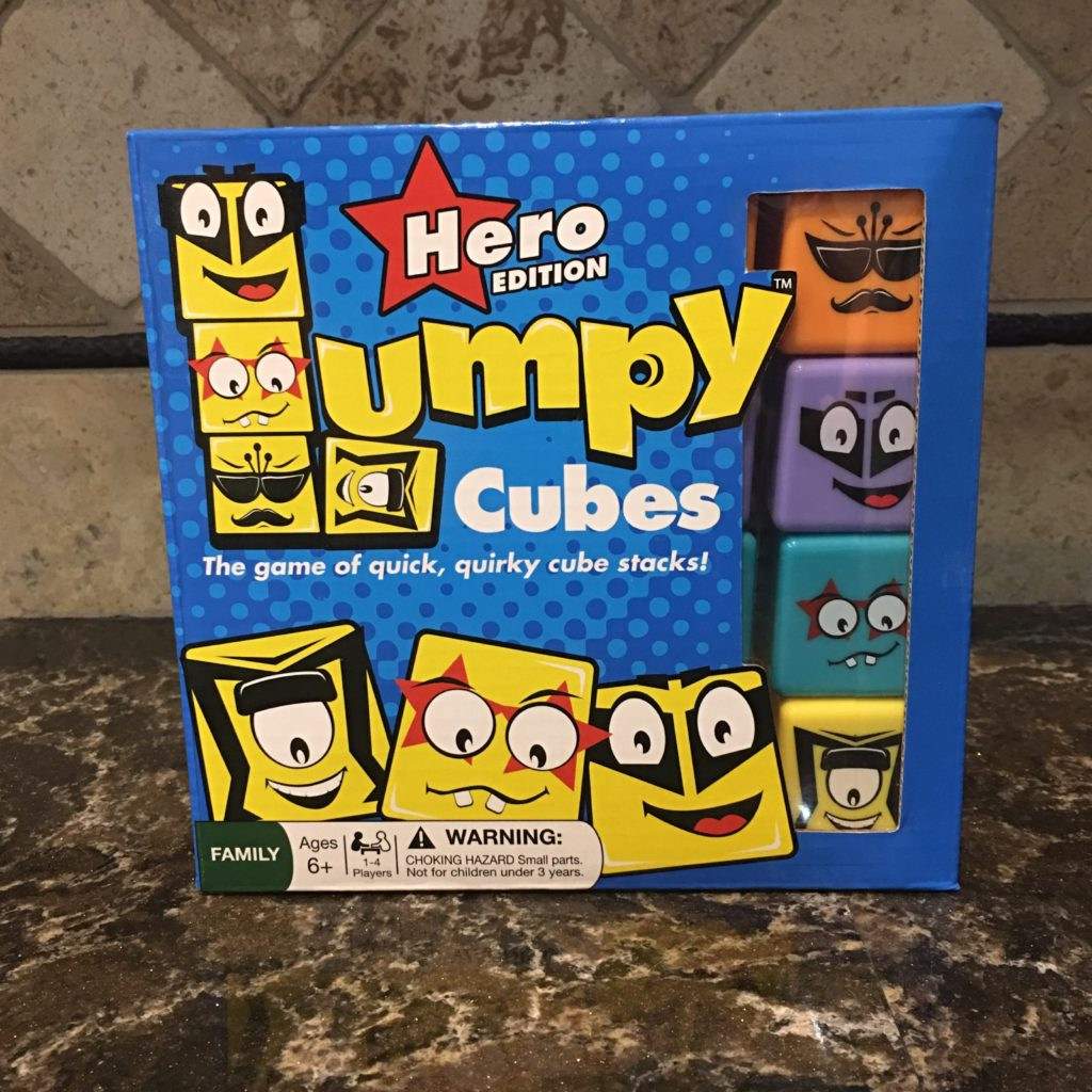 Lumpy Cubes Hero Edition