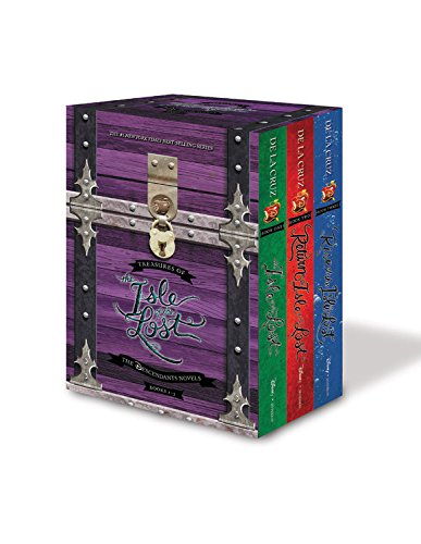 Isle of the Lost Series Box Set by Dela Cruz