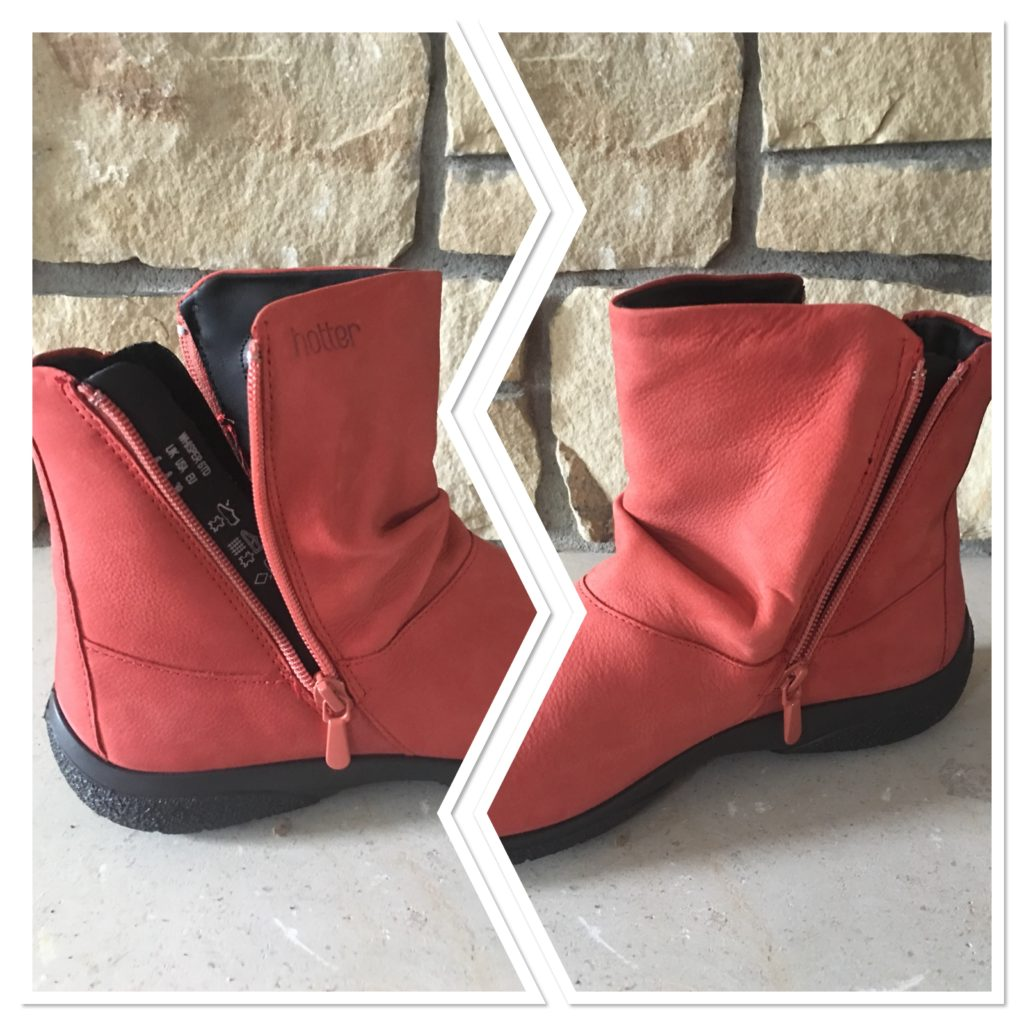 Whisper Boots by Hotter in Spice
