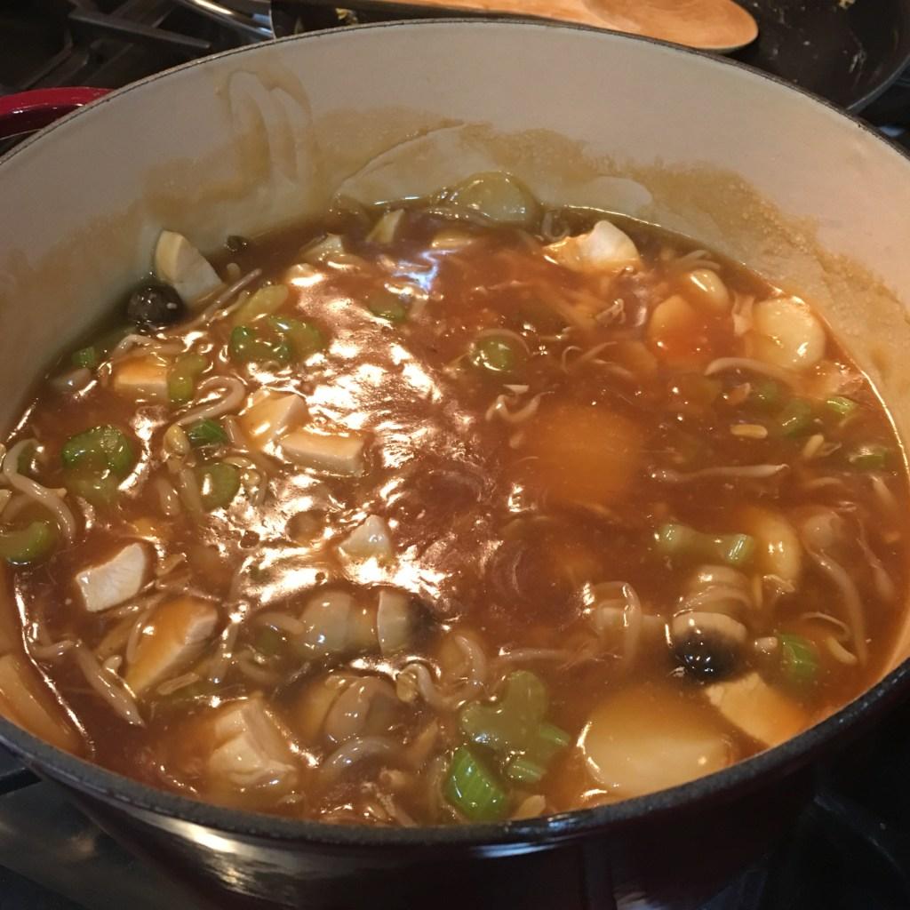 Easy Chicken Chow Mein Dinner