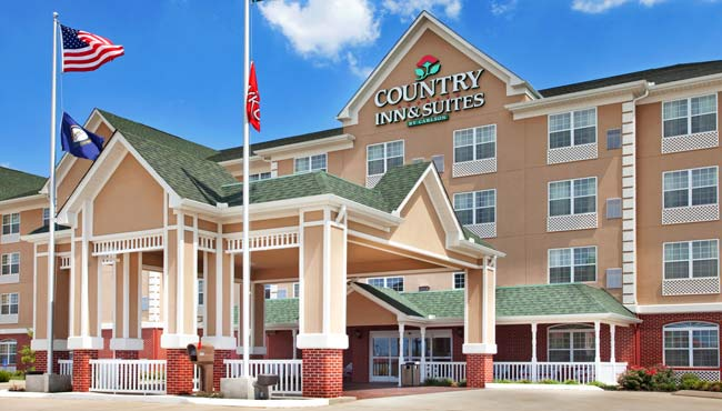 Country Inn and Suites Bowling Green Kentucky