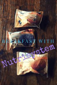 My Favorite Nutrisystem Breakfasts