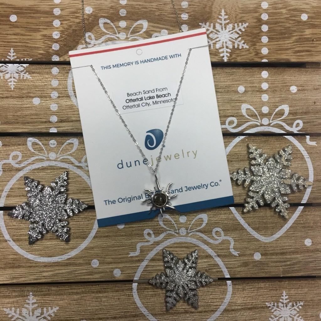 Dune Jewelry Sunburst Necklace