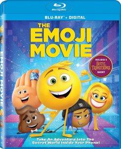 The Emoji Movie is Now On DVD!