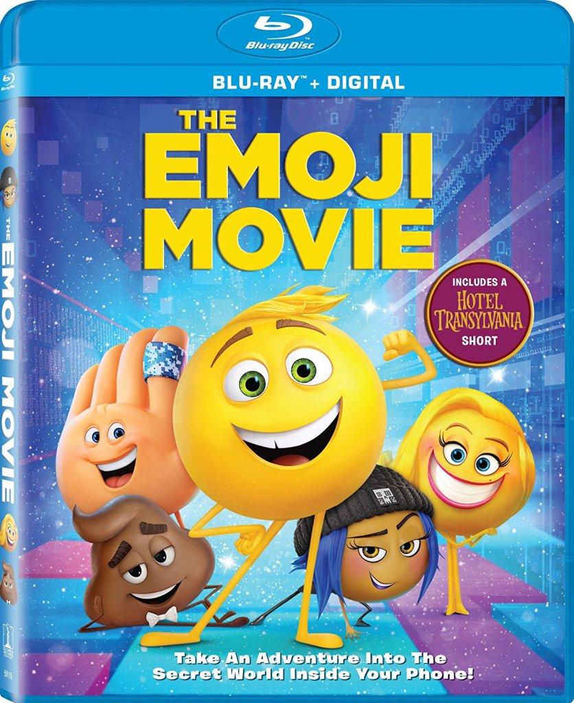The Emoji Movie Jacket