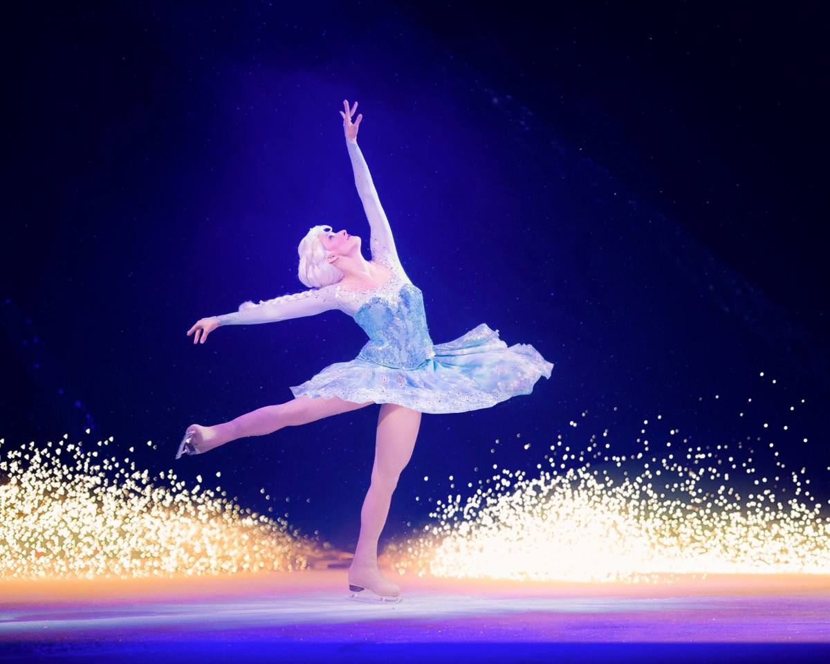 Disney on Ice: Frozen Coming to Minneapolis 2018