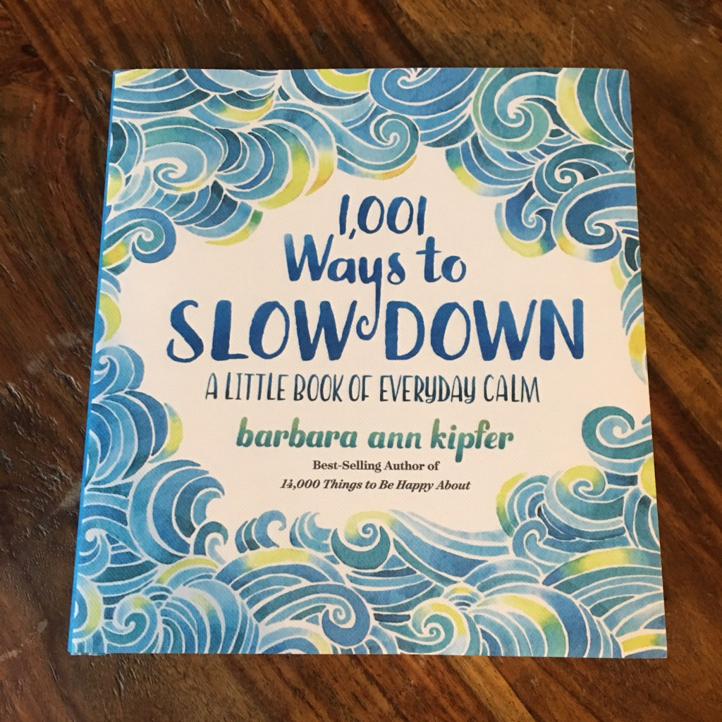 1001 Ways to Slow Down National Geographic