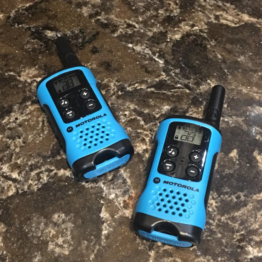 Motorola Talkabout T100