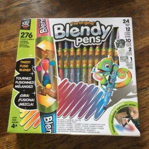 Endless Possibilities with Blendy Pens