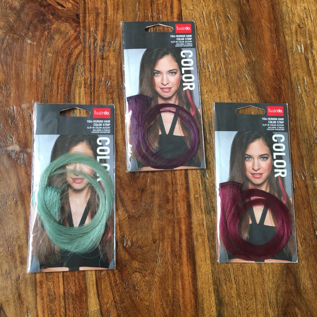 last minute stocking stuffers hairdo color strips