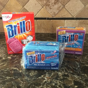 Make Holiday Clean Up a Snap with Brillo
