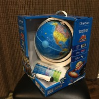 Explore the World with the Smart Globe by Oregon Scientific