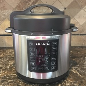 Save Time with Crock-Pot® Express Crock Multi-Cooker