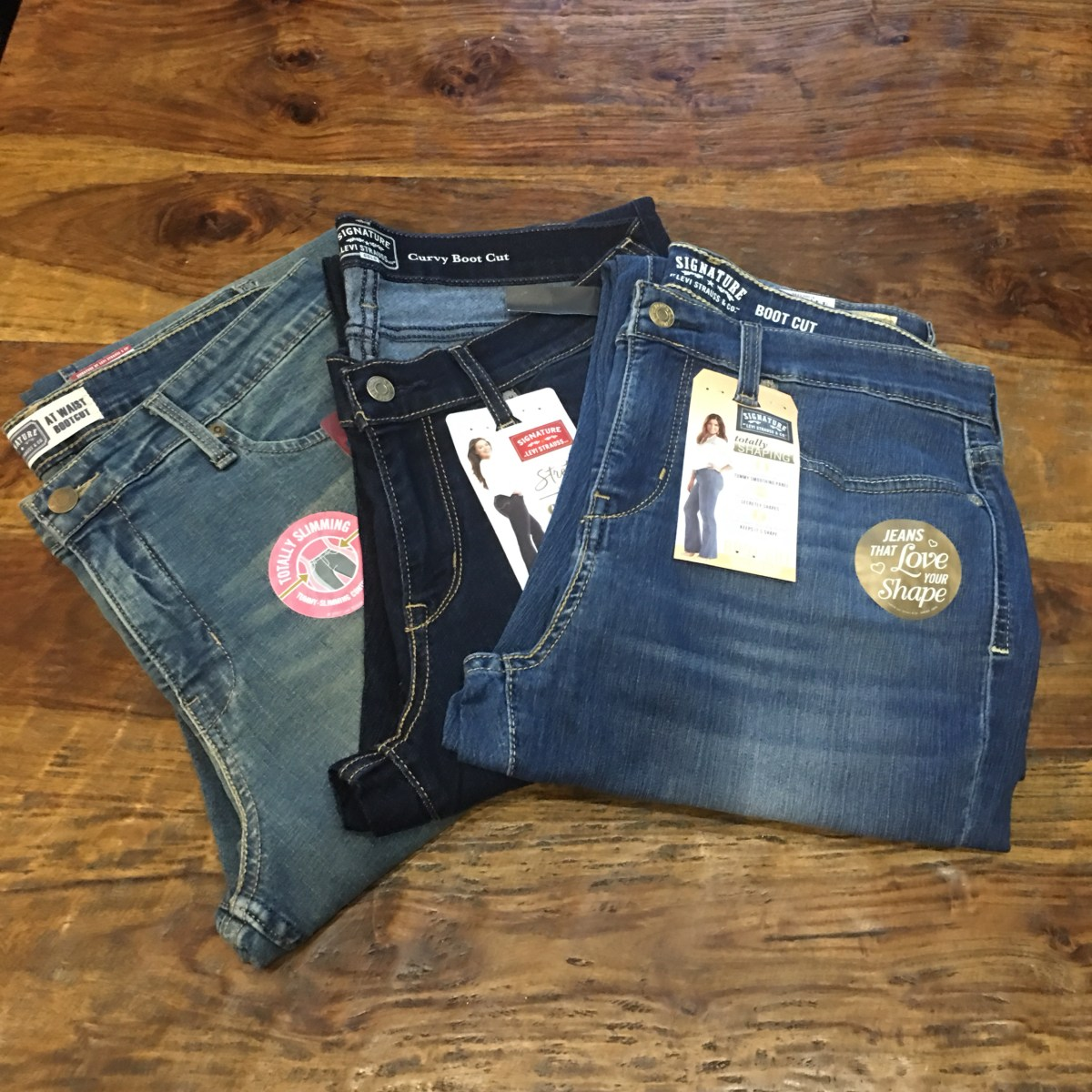 Create Your Signature Look with Levi Strauss