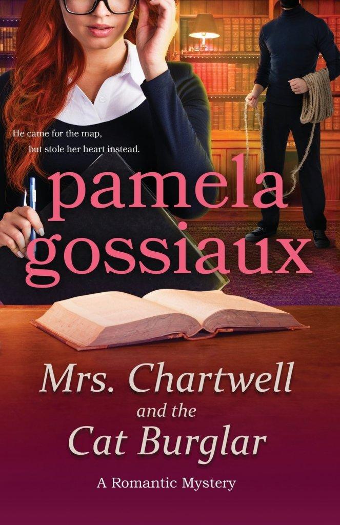 Mrs Chartwell and the Cat Burglar