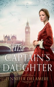 The Captain's Daughter by Jennifer Delamere