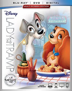 Creating Family Memories with Lady and the Tramp