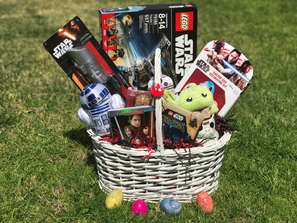 Enter to win a star wars themed easter basket peytons momma the basket will have all of the following items total value of the basket 190 negle Gallery