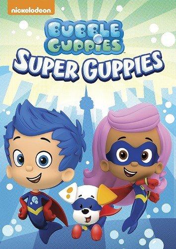 Bubble Guppies Super Guppies