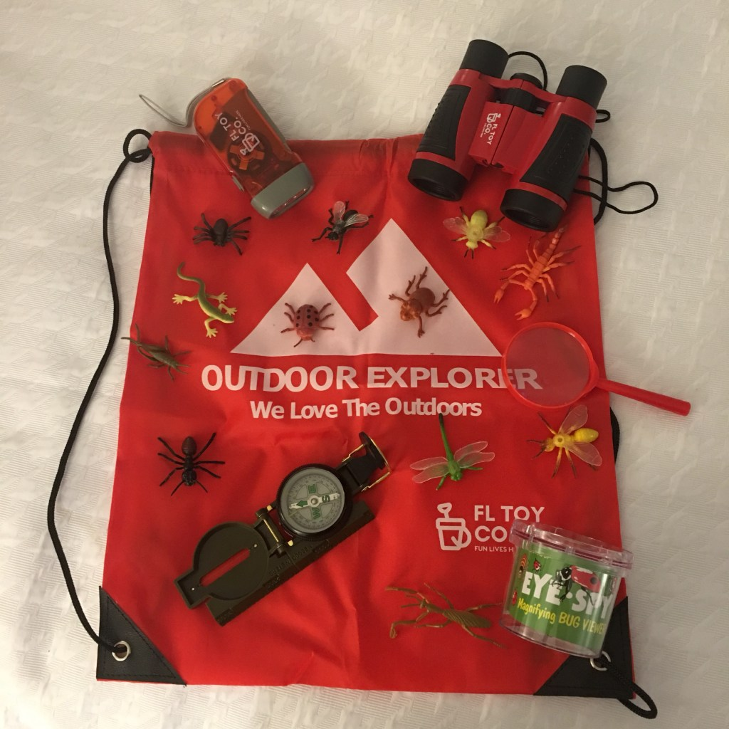Outdoor Adventure Exploration Kit for Kids