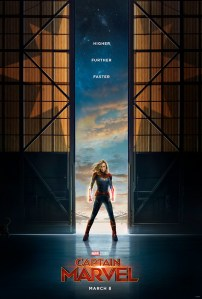 Marvel Studios' CAPTAIN MARVEL – Trailer & Poster Now Available!