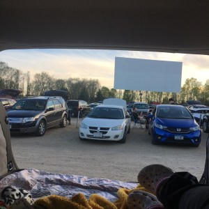 Dodge Journey Drive In Night