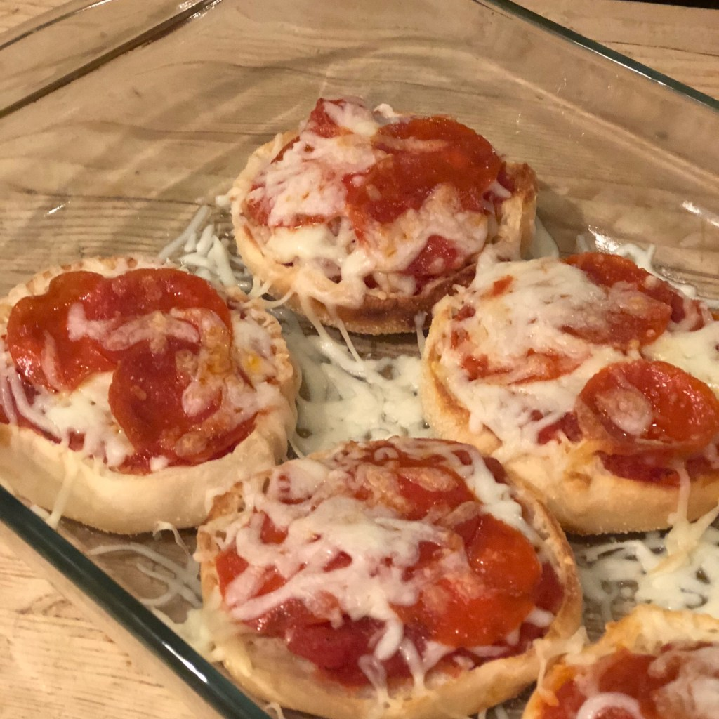 Bays English Muffin Party Pizza