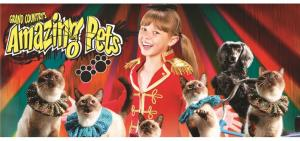 Save Big on the Amazing Pets Show at Grand Country in Branson