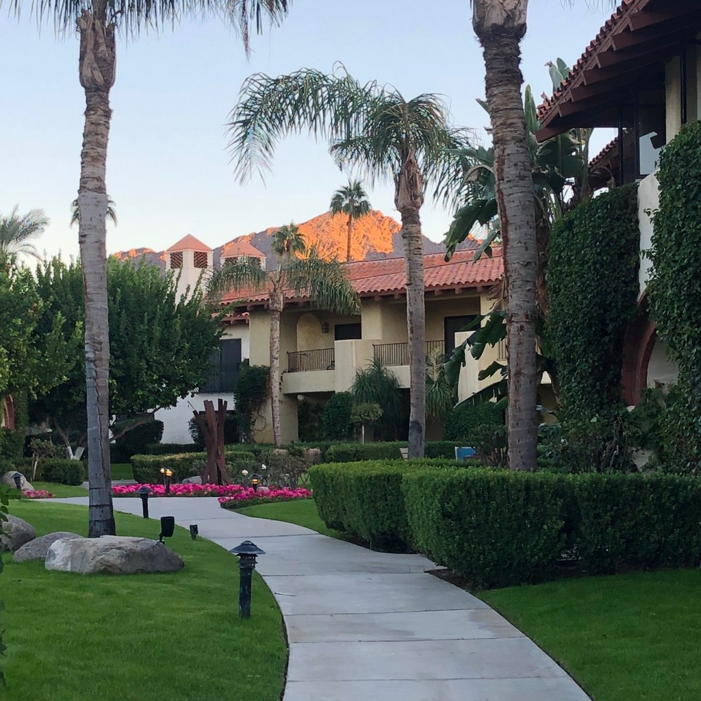 Courtyard at Miramonte Indian Wells
