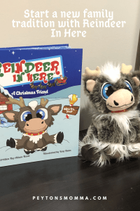 A New Holiday Tradition: Reindeer In Here